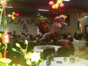 Chinese New Year 2018 Party