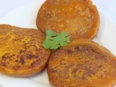 Pan Fried Pumkin Cake (1)